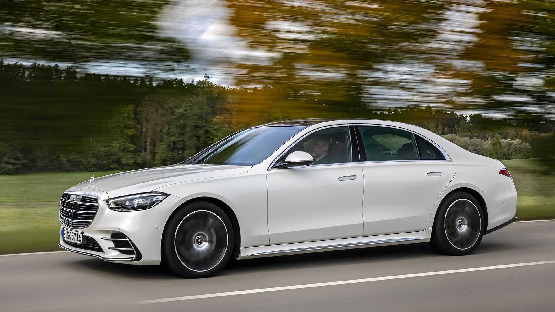 2021 Mercedes-Benz S-Class US Pricing Starts At $109,800 ...