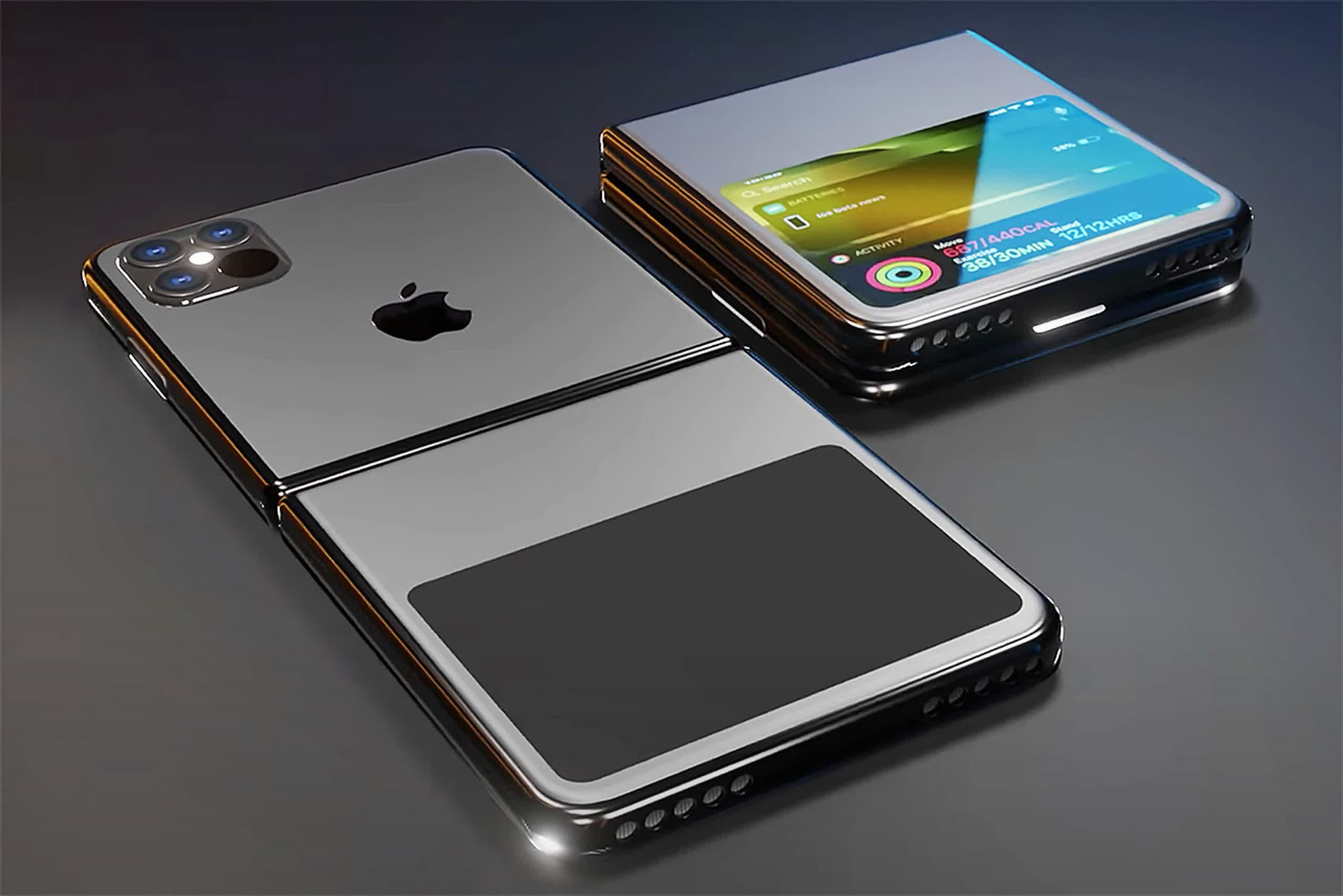 Supply chain leak suggests Apple is testing a foldable ...