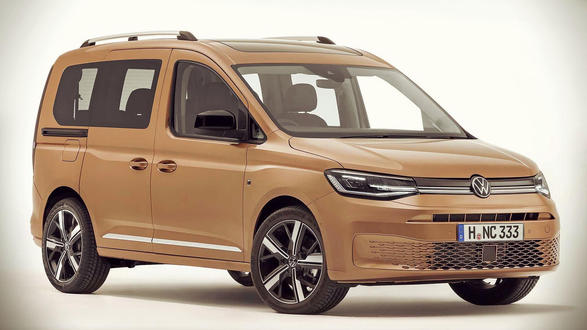 Volkswagen Caddy 2021 Specs Wallpaper