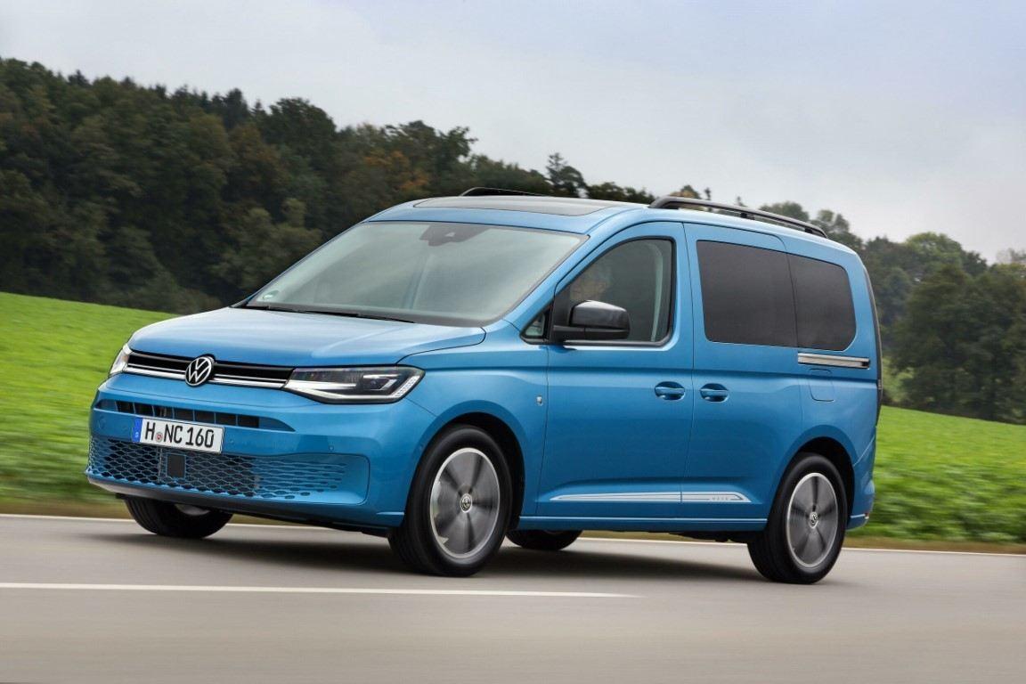 El nuevo Volkswagen Caddy 2021 ya tiene precios en España ...